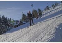Bedřichov v zimě - na lyže, za památkami, i krásnou horskou přírodou