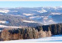 Vysoké nad Jizerou v zimě - zábava na sněhu, kultura i historické památky