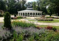 Františkovy Lázně - za tajemstvím zdejších parků