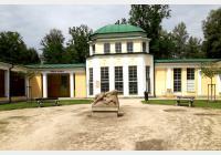 Františkovy Lázně - za Natálkou, Žofií a rozhlednou Zámeček