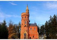 Karlovy Vary – na Tři kříže, Goethovu vyhlídku a k Altánu básníků