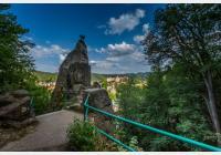 Karlovy Vary  – za kamzíkem na Jelení skok, vyhlídku Petra Velikého, ke kapli Ecce Homo i na vyhlídku Karla IV.