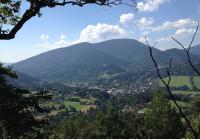 Beskydy – procházka Ostravicí