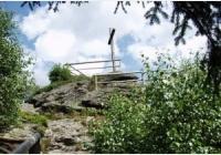 Z Karlovy Studánky na Rolandův kámen a zpět