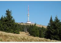Z Ovčárny na Praděd a údolím Bílé Opavy do Karlovy Studánky