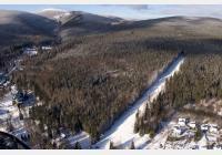 Karlova Studánka v zimě – na lyže i za relaxem