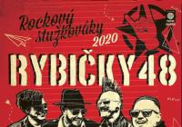 Rybičky 48 Rockový stužkovák 2020 - Plzeń
