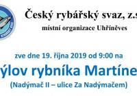 Výlov rybníka Martínek - Praha