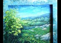 Výstava Zelená modrá - dóóst dobrá! v Zimní zahradě