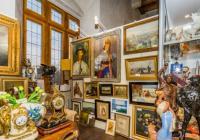 Veletrh starožitností Antique – podzim 2019