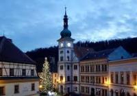 Rozsvícení vánočního stromu v Lokti