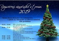 Rozsvícení vánočního stromu - Horní Benešov