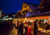 Vánoční trhy - Rokytnice nad Jizerou