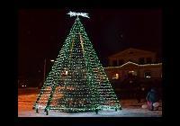 Rozsvícení vánočního stromu - Smržovka