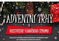 Rozsvícení vánočního stromu a Adventní trhy - Dolní Kounice