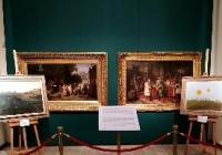 Výstava zakoupených obrazů Kamila Lhotáka