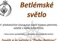 Betlémské světlo - Kuřim