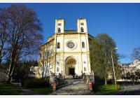Mariánské Lázně – procházka za církevní architekturou