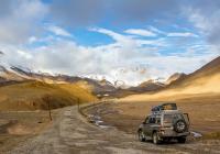 Asijské srdce: Tádžikistán a Pamír (Přerov)