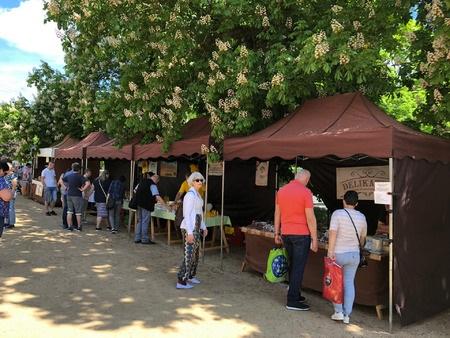 Farmářské trhy - Mariánské Lázně