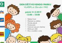 Den dětí - Vendo Park Vlašim