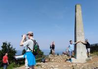 Nahoru na horu - Beskydy - Lysá hora