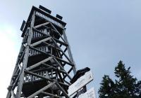 Nahoru na horu - Šumava - Boubín