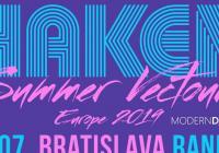 Haken v Bratislavě