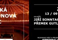 Česká saunová noc