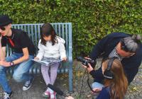 DĚLAT FILM. Dětský filmový kroužek de-la-cita