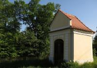 Kaplička sv. Jana Nepomuckého, Třeboň