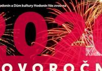 Novoroční ohňostroj - Hodonín