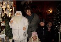 Vánoční dům - Zámeček Doubí Karlovy Vary