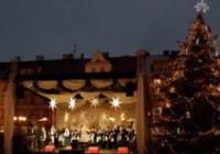 Rozsvícení vánočního stromu - Český Těšín