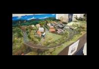 Výstava železničních modelů Jičín