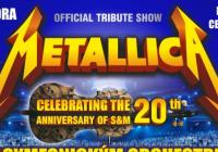 Metallica S&M tribute show se symfonickým orchestrem