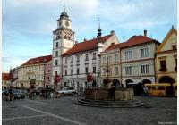 Třeboň – procházka historickým centrem