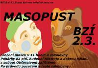 Bzovský masopust - Železný Brod