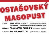 Ostašovský masopust - Liberec