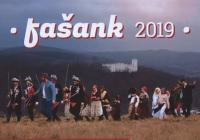 Fašanková obchůzka městem Bojkovice 2019