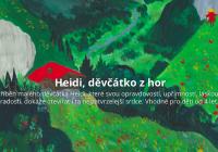Heidi, děvčátko z hor - online