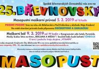 Břevnovský masopust 2019