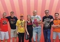 Tři Sestry Radegast tour 2019 - Loket nad Ohří