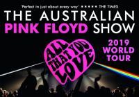 The Australian Pink Floyd Show 2019 - Brno