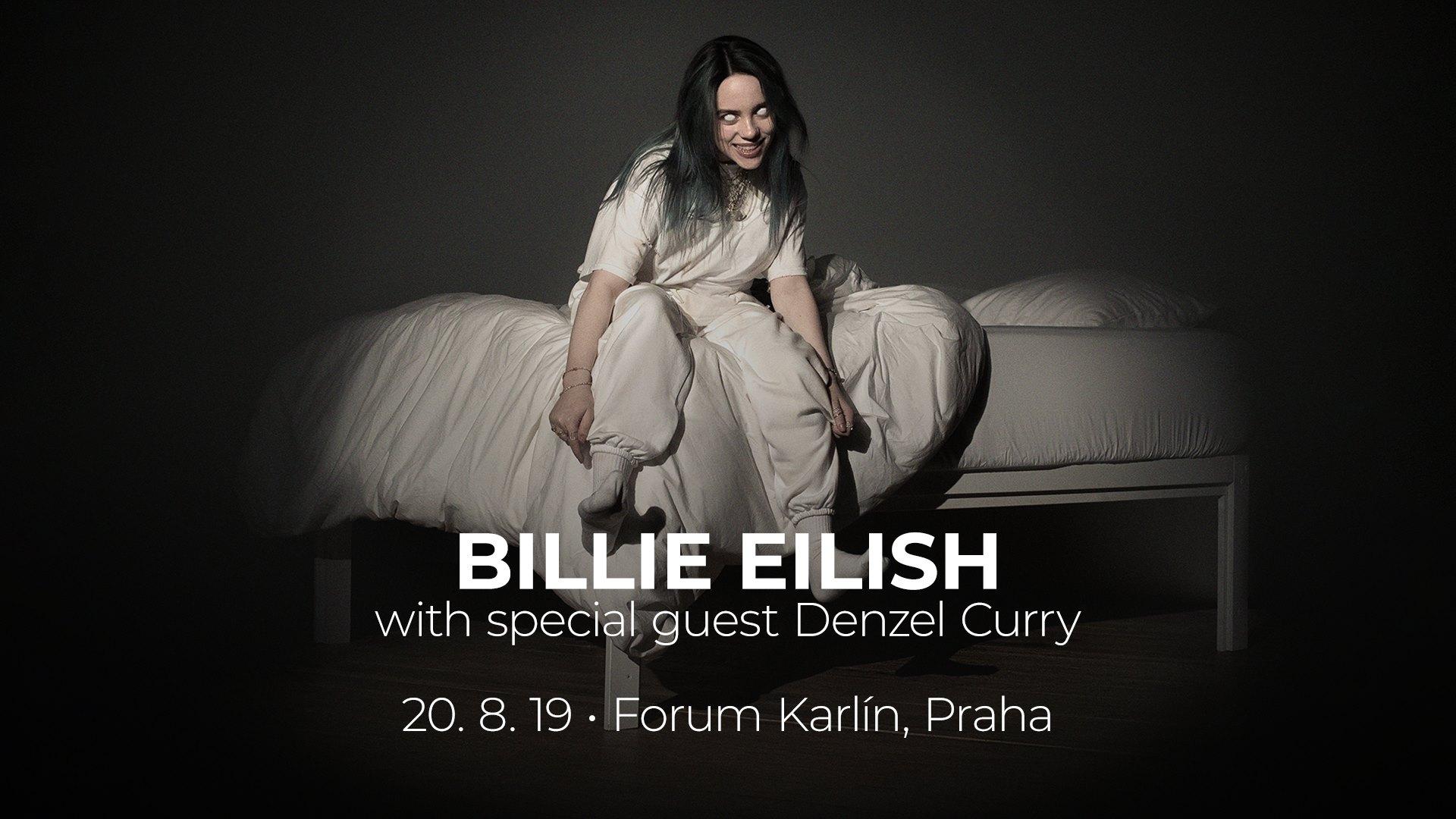 Billie Eilish V Praze O2 Arena Informujicz