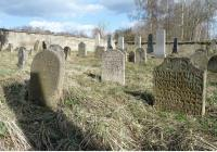 Kardašova Řečice – za židovským hřbitovem, zámkem i koupáním