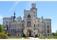 Hluboká nad Vltavou – za pohádkovým zámkem, plavbou lodí i zoologickou zahradou