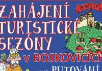 Zahájení turistické sezóny v Boskovicích