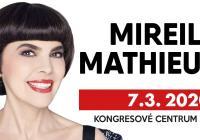Mireille Mathieu v Praze