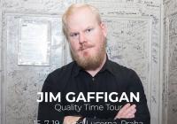 Jim Gaffigan v Praze